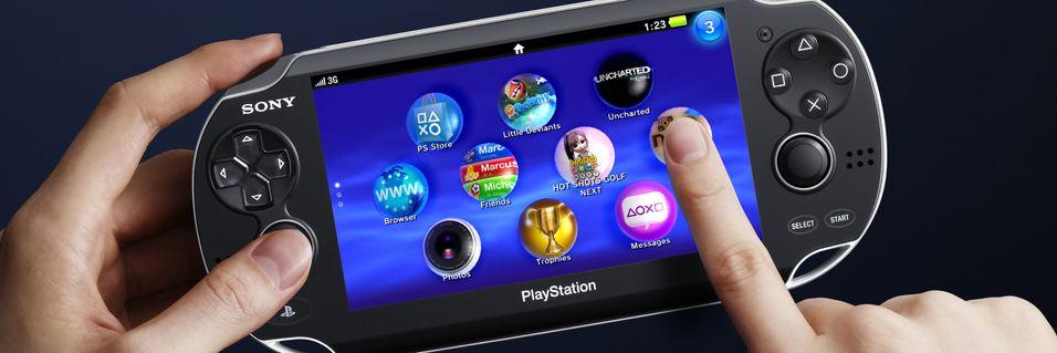 Sony: – PSP gjorde for lite nytt