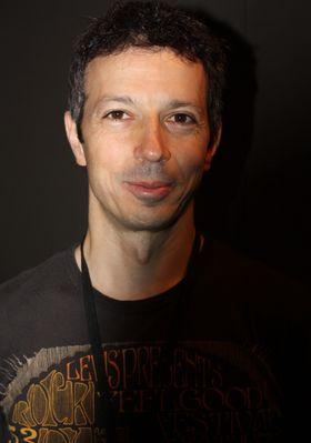 Vi møtte Eric Chahi. (Foto: Mikael H. Groven/Gamer.no)