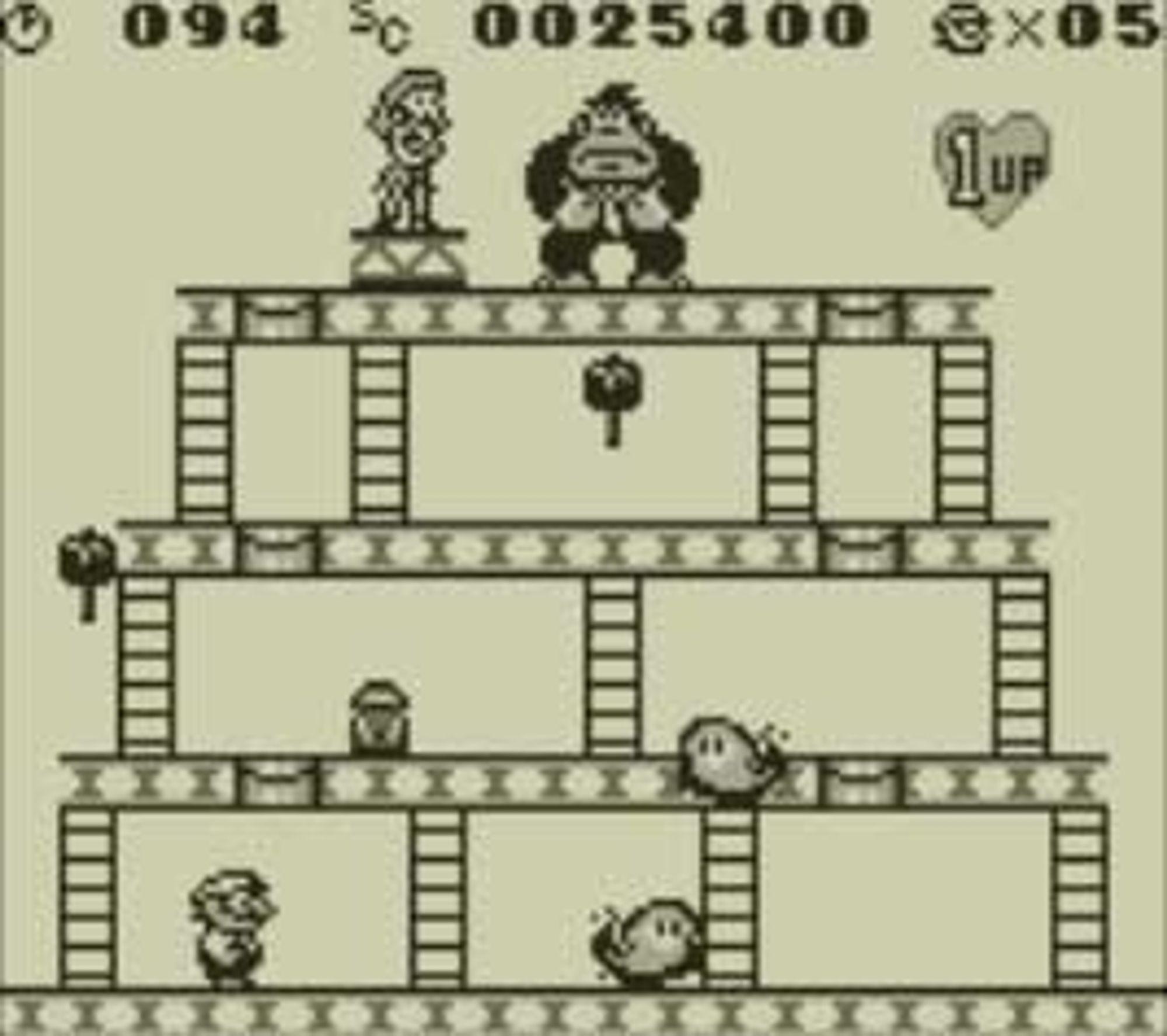 Donkey Kong (3DS).