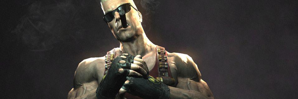 Duke Nukem Forever med dato!