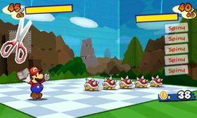 Paper Mario er et av flere kommende 3DS-spill.