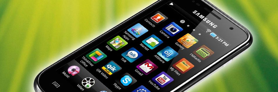 Vinn mobiltelefonen Samsung Galaxy S II