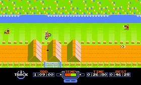 3D Classics: Excitebike (3DS).