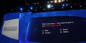 Litt quiz før start! (Foto: Mikael H. Groven/Gamer.no)