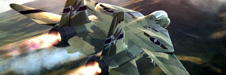 Nytt Top Gun-spill på vingene