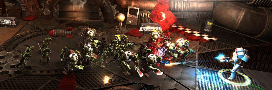 Action i nytt Warhammer-spill