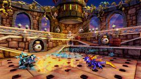 Hvem er best? Spyro eller Gill Grunt?