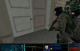 Slik så Rainbow Six ut i 1998.