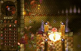 Dungeon Keeper (PC).