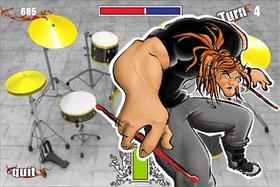 Drums Challenge (PSP, PS3 og iOS).