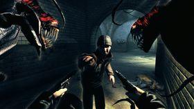 Tegneserien er utgitt av samme selskap som The Darkness.