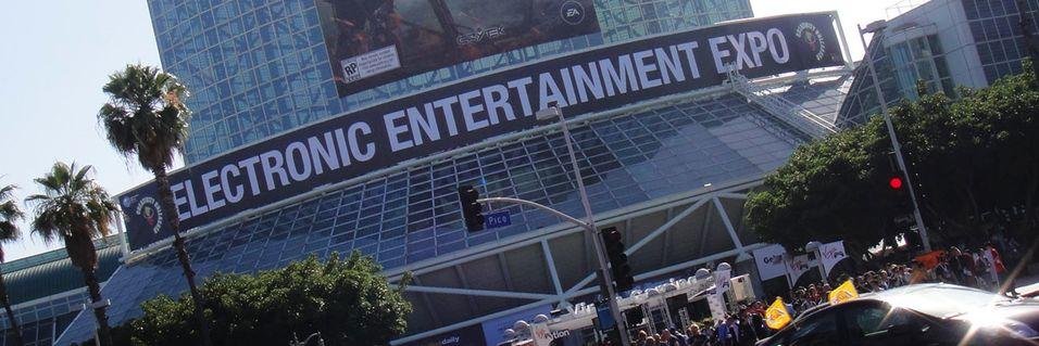 Dette vises frem på E3 2011