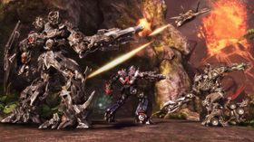 Kamp til døden – Autobots mot Decepticon.