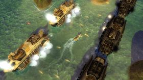 Naval Warfare (PC og Xbox 360).