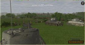 Combat Mission: Battle for Normandy (PC).