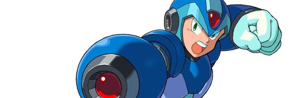Megaman-skaper lager rollespill