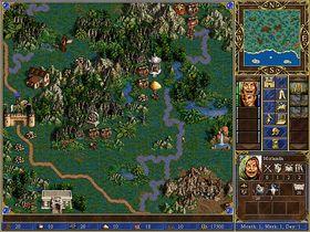 Heroes of Might & Magic III.