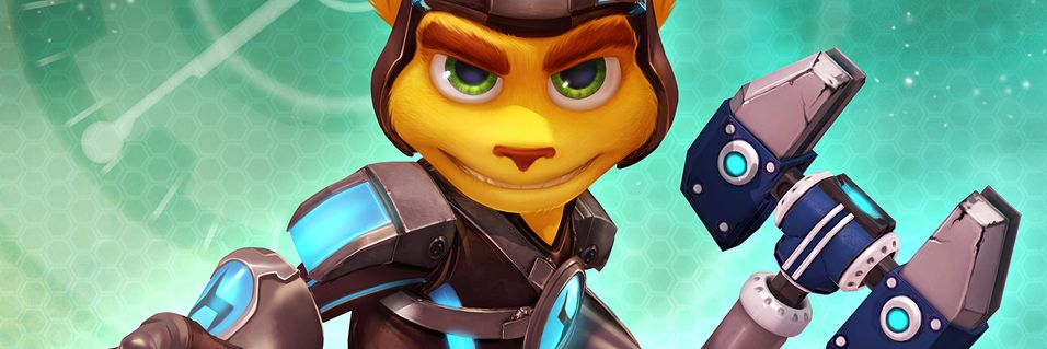 Slippdato for nytt Ratchet & Clank
