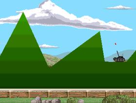 Amiga-spillet Tanx var utvilsomt en  inspirasjonskilde.