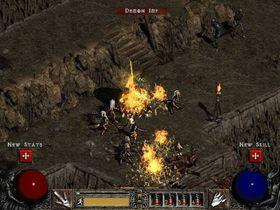 Diablo II er legendarisk.
