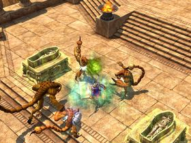 Titan Quest er bevis på hvor bra disse spillene kan fungere i enspiller.