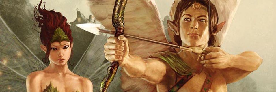 ANMELDELSE: Faery: Legends of Avalon