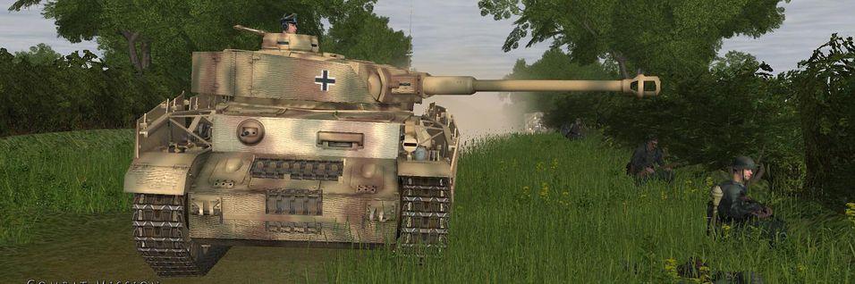 Prøvespill nye Combat Mission