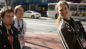 På tur til GDC i San Francisco