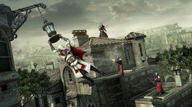 Ezio har mer å utrette.