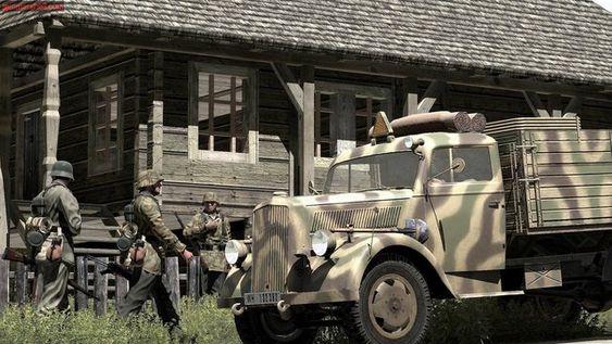 Jeg vil også ha en slik lastebil.