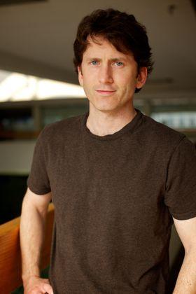 Todd Howard.