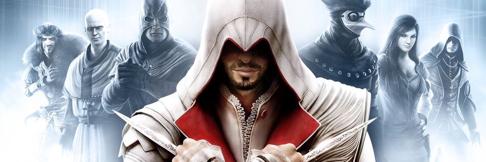 ANMELDELSE: Assassin's Creed: Brotherhood