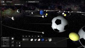 Universe Sandbox (PC).