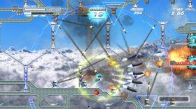 Bangai-O HD: Missile Fury (Xbox 360).