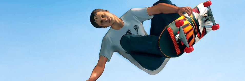 SNIKTITT: Tony Hawk: Ride
