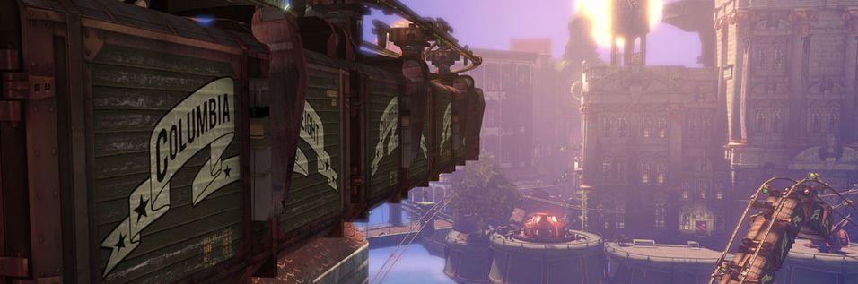 Få navnet ditt i BioShock Infinite