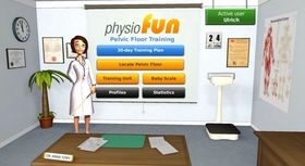 Physiofun Pelvic Floor Training (Wii).