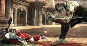 Mortal Kombat er ferdig