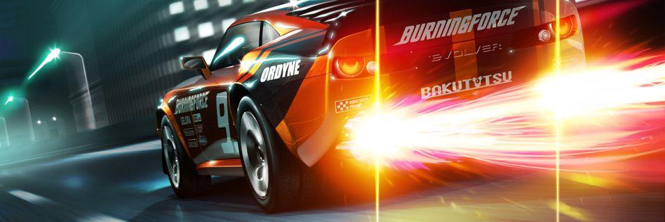ANMELDELSE: Ridge Racer 3D