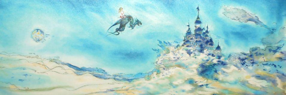 Final Fantasy V fødes på ny