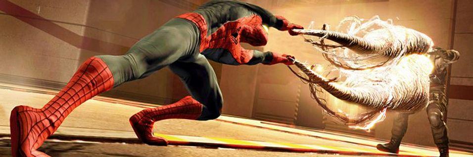 Kan du redde Peter Parker?