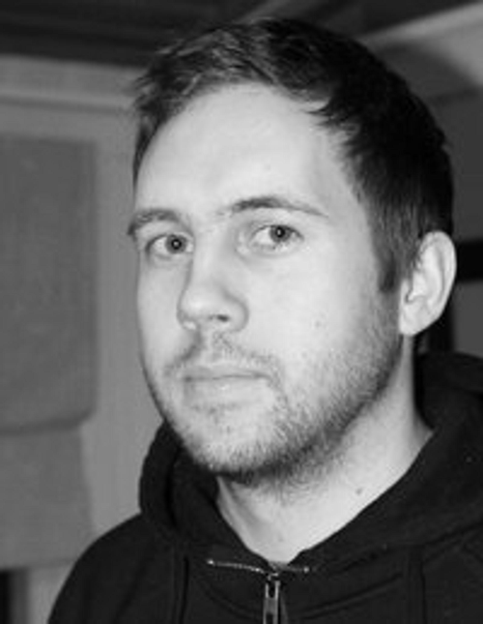 Tor-Steiar Nastad Tangedal, redaktør i Gamer.no.