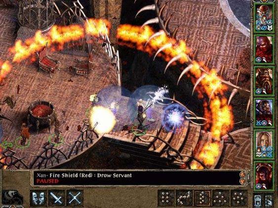 Baldur's Gate II.