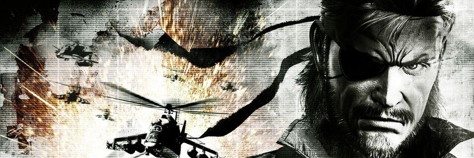 Metal Gear-skaper forfremmet