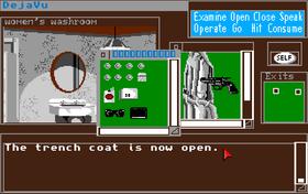 Deja Vu på Amiga.