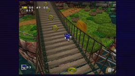Bare løp rett frem du Sonic. Helt greit det.