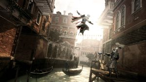 Assassin's Creed i lyntempo