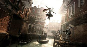 Assassin's Creed i lyntempo