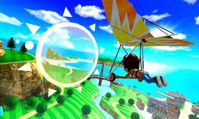 Pilotwings Resort.
