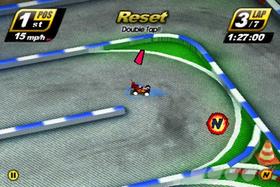 Touch Racing Nitro (Mobil, PSP og PS3).